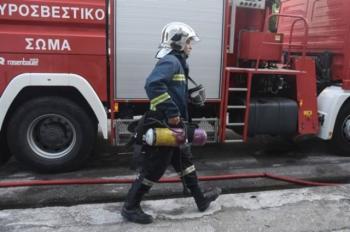 Αλόννησος: Υπό πλήρη έλεγχο η φωτιά