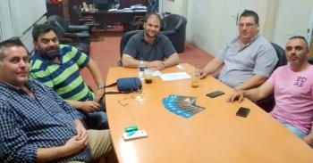 Σύσκεψη για δημιουργία openmall στην αγορά της Νάουσας και ένταξη σε χρηματοδοτικό πρόγραμμα του ΕΣΠΑ