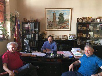Προγραμματικές συμβάσεις με ομάδες παραγωγών υπέγραψε ο Δήμαρχος Βέροιας