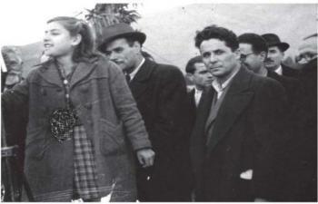Το συνέδριο των κομιτατζήδων του ΣΝΟΦ στους Ψαράδες των Πρεσπών το 1949!