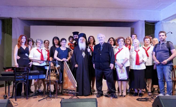 «Με τα φτερά της μουσικής» : Συναυλία Βυζαντινής και παραδοσιακής μουσικής στη Χαλάστρα