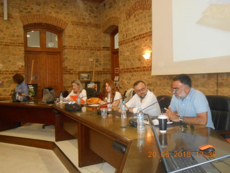 Εσπερίδα για τις προοπτικές και τα προβλήματα από τη λειτουργία του Κτηματολογίου πραγματοποιήθηκε στη Βέροια