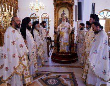 Ο εορτασμός της Μεταμορφώσεως του Σωτήρος το 2ήμερο 5 και 6 Αυγούστου σε Βέροια και Νάουσα