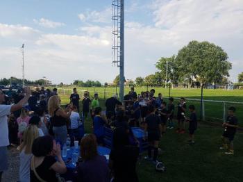 Γιορτή λήξης Σχολής Ποδοσφαίρου Α.Ε.Π. Βέροιας – «Στέφανος Γαϊτάνος»