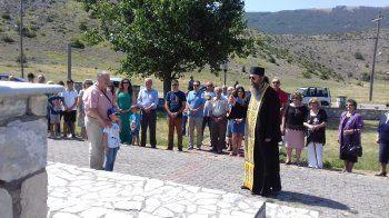 Ημέρα Εθνικής Μνήμης για τους πεσόντες Ξηρολιβαδιώτες η πρώτη Κυριακή του Αυγούστου