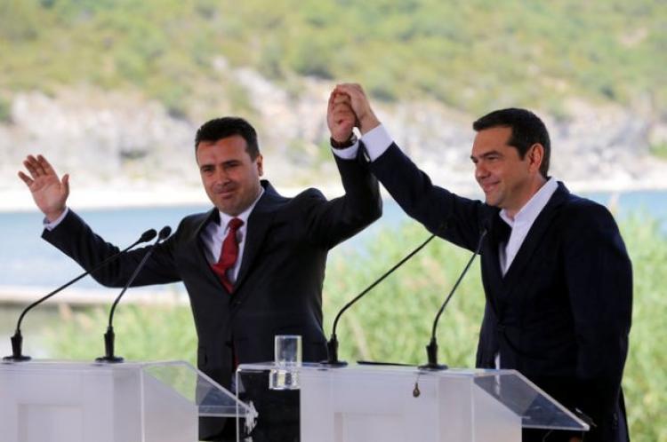 Δημοσκόπηση κόλαφος για τη συμφωνία Τσίπρα-Ζάεφ