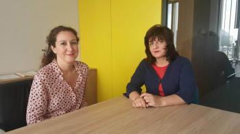 Φρόσω Καρασαρλίδου : «Αρχές 2020 η κατασκευή της διανομής φυσικού αερίου στη Νάουσα»