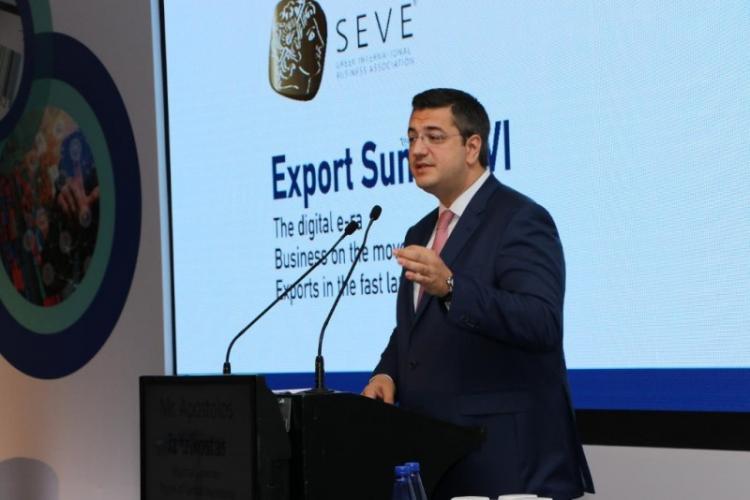 Α. Τζιτζικώστας στο Export-Summit του ΣΕΒΕ : «Εθνικός επιχειρηματικός εφιάλτης η συμφωνία με τα Σκόπια»