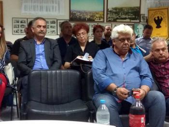 Συγκέντρωση διαμαρτυρίας για τη συμφωνία Ελλάδας–ΠΓΔΜ αποφάσισαν εκπρόσωποι Π.Σ. και κοινωνικών φορέων της Ημαθίας
