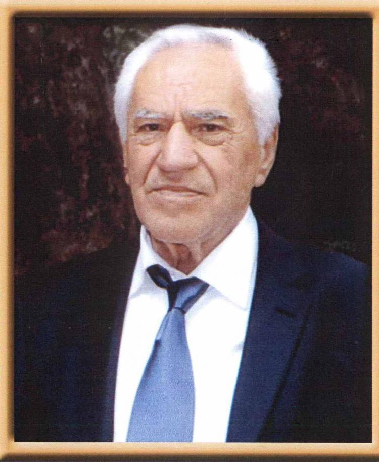 40νθήμερο μνημόσυνο του Δημητρίου Αθαν. Μπορντένα