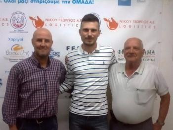 ΦΑΣ Νάουσα : Ανανέωσαν Περηφανόπουλος και Νίκου, συμφώνησε ο Γρηγόρης Αργυρίου