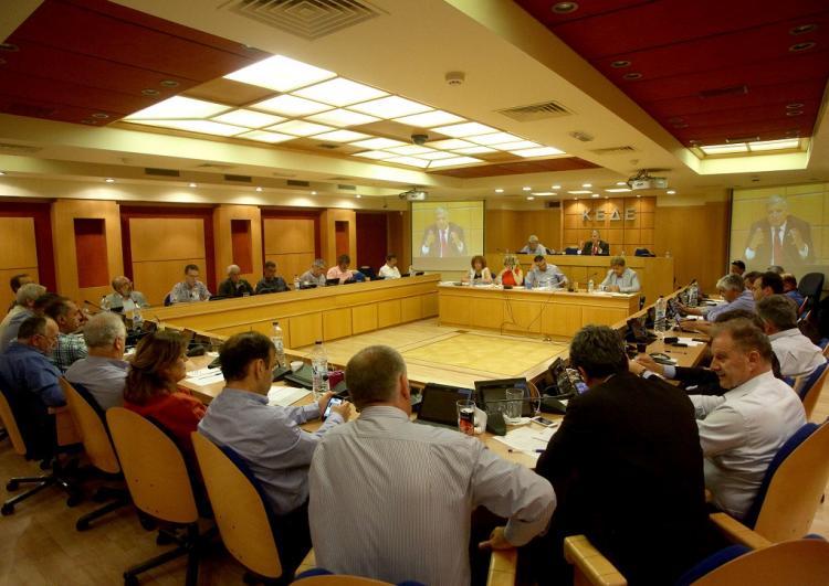 ΠΕΔ-ΚΜ : Συνεδρίαση του Δ.Σ. της ΚΕΔΕ ενόψει της αυτοδιοικητικής συνάντησης για το ονοματολογικό ζήτημα των Σκοπίων