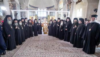 Πατριαρχική θεία Λειτουργία στη Βέροια για την εορτή των Αγίων Πρωτοκορυφαίων Αποστόλων Πέτρου και Παύλου