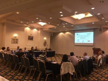 Παρουσιάστηκαν οι δράσεις ενίσχυσης της επιχειρηματικότητας της ΠΚΜ στη 3η συνάντηση της Τ.Ο. υποστήριξης του έργου RUMORE