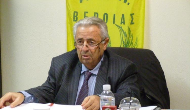 Συνάντηση του Β. Φωτιάδη με τον επικεφαλής της Κεντρικής Επιτροπής Διαιτησίας της ΕΠΟ Περέιρα