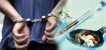 39χρονος συνελήφθη σε περιοχή της Ημαθίας για κατοχή ποσοτήτων ηρωίνης και κάνναβης