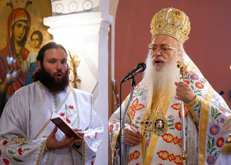 Εορτάστηκε η μνήμη των αγίων Διονυσίου του Ρήτορος και Μητροφάνους του Πνευματικού στη Φυτειά