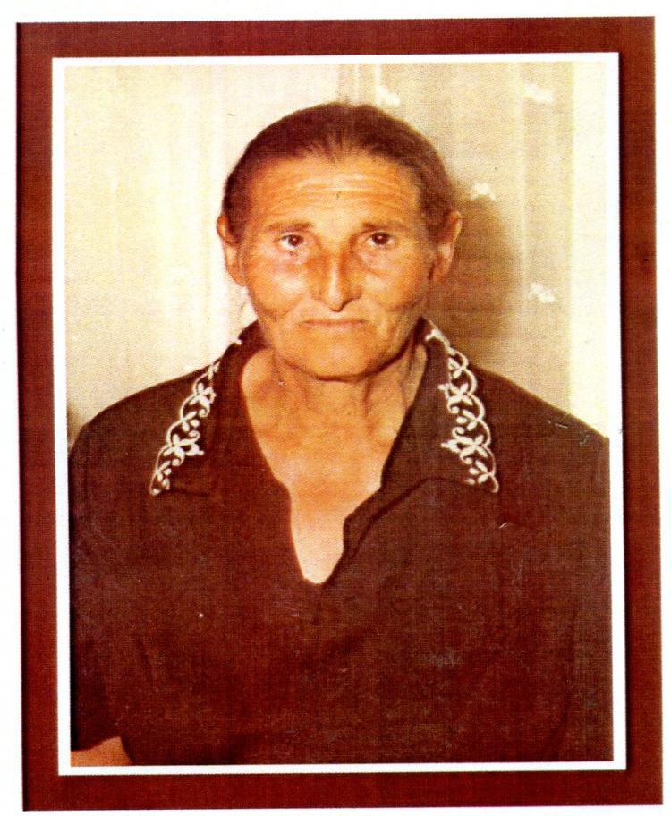 Σε ηλικία 86 ετών έφυγε από τη ζωή η Παρθένα Ιακωβίδου, κηδεύτηκε την Πέμπτη 12 Ιουλίου 2018