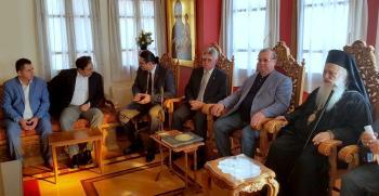 Όταν η Ημαθία υποδεχόταν, τον Οκτώβριο του 2016, το Ρώσο πρώην πρωθυπουργό Σεργκέι Στεπάσιν!