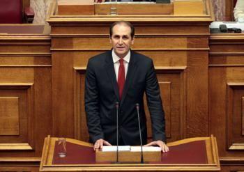 Απ. Βεσυρόπουλος : «Η απλή αναλογική δεν οδηγεί σε συναινέσεις, αλλά σε αχρείες πολιτικές συναλλαγές»