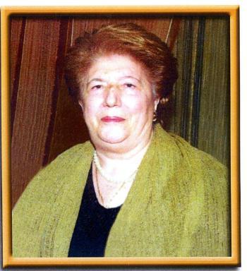 Σε ηλικία 84 ετών έφυγε από τη ζωή η Ερμιόνη Μπουρδένα, κηδεύεται σήμερα Τετάρτη 18 Ιουλίου 2018