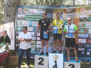 Αποτελέσματα του Συλλόγου Δρομέων Βέροιας από τον 8ο αγώνα ορεινού τρεξίματος Ξηρολιβάδου