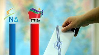 Με διαφορά 18% προηγείται η ΝΔ του ΣΥΡΙΖΑ, σύμφωνα με δημοσκόπηση του ΠΑΜΑΚ