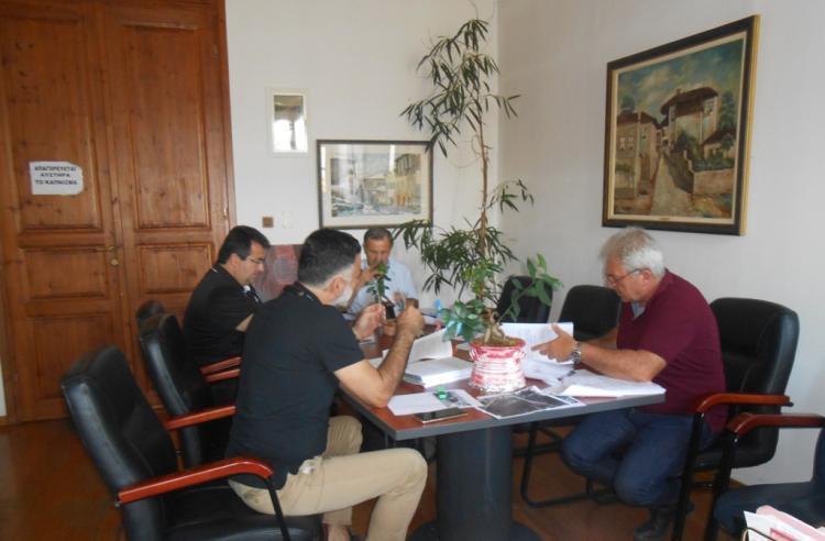 Τι συζητήθηκε και αποφασίστηκε στη χθεσινή συνεδρίαση της Οικονομικής Επιτροπής Δήμου Βέροιας