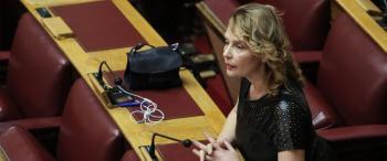 Κατ. Παπακώστα : «Η κατοχύρωση της επωνυμίας «Μακεδονία» έχει επιπτώσεις στην εθνική οικονομία»