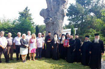 Τους Αγίους Κοσμά τον Αιτωλό και Νικόλαο Κοκκοβίτη τίμησε το Πολυδένδρι