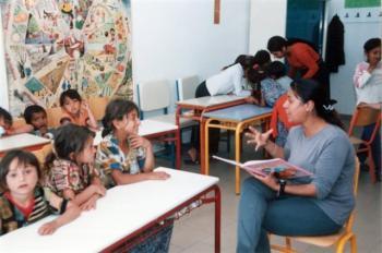 Πρόγραμμα εκμάθησης ελληνικών και ανάπτυξης ψηφιακών δεξιοτήτων για τους Ρομά και του Δ. Αλεξάνδρειας από την ΠΚΜ