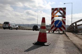 Προσωρινές κυκλοφοριακές ρυθμίσεις στη Νέα Εθνική Οδό Αθηνών - Θεσσαλονίκης