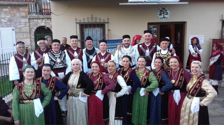 Εντυπωσίασε η 14η Συνάντηση Χορευτικών Συγκροτημάτων στο Ξηρολίβαδο