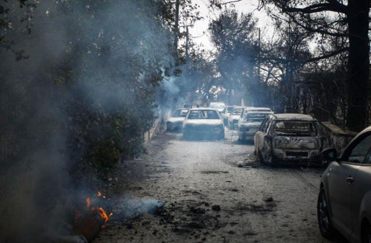 Κάλεσμα του Δήμου Αλεξάνδρειας για προσφορά Ανθρωπιστικής Βοήθειας στους πληγέντες από τη πυρκαγιά στην Αττική