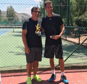 Πρωταθλητής Ελλάδας στην κατηγορία Junior U18 ο Δημοσθένης Ταραμονλής
