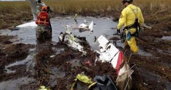 Νεκροί σε αεροπορικό δυστύχημα ο υπουργός και ο υφυπουργός Γεωργίας της Παραγουάης