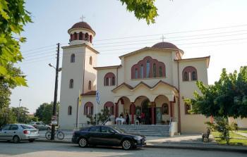 Πανηγύρισε ο Ιερός Ναός Αγίας Ειρήνης Χρυσοβαλάντου Αλεξανδρείας