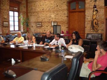 Ομοφωνία των μελών της Δημοτικής Κοινότητας Βέροιας στα 4 θέματα συζήτησης στη συνεδρίαση της Τρίτης