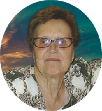 Σε ηλικία 89 ετών έφυγε από τη ζωή η ΕΥΑΝΘΙΑ Π. ΑΝΘΟΠΟΥΛΟΥ