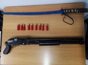 Συνελήφθη 29χρονος αλλοδαπός στη Βέροια, κατασχέθηκε όπλο στην Αλεξάνδρεια